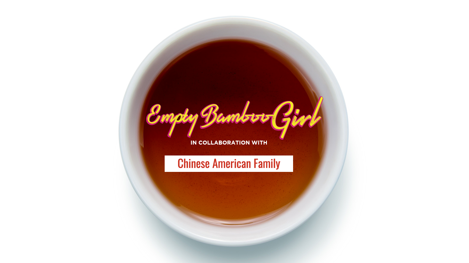 Empty Bamboo Girl In Collaboration With Chinese American Family