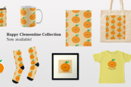 Happy Clementine Collection is Now Available!
