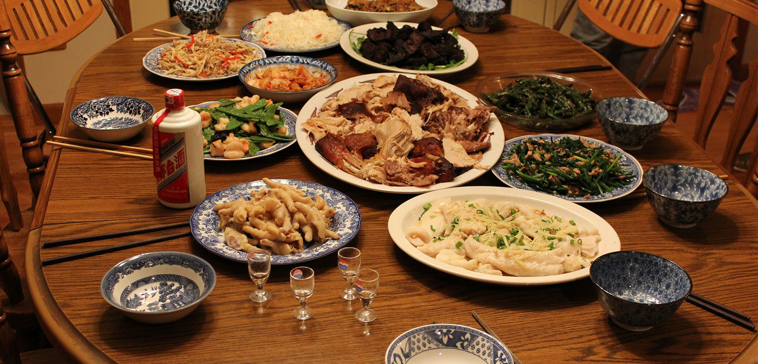 Holidays with your Asian family be like…