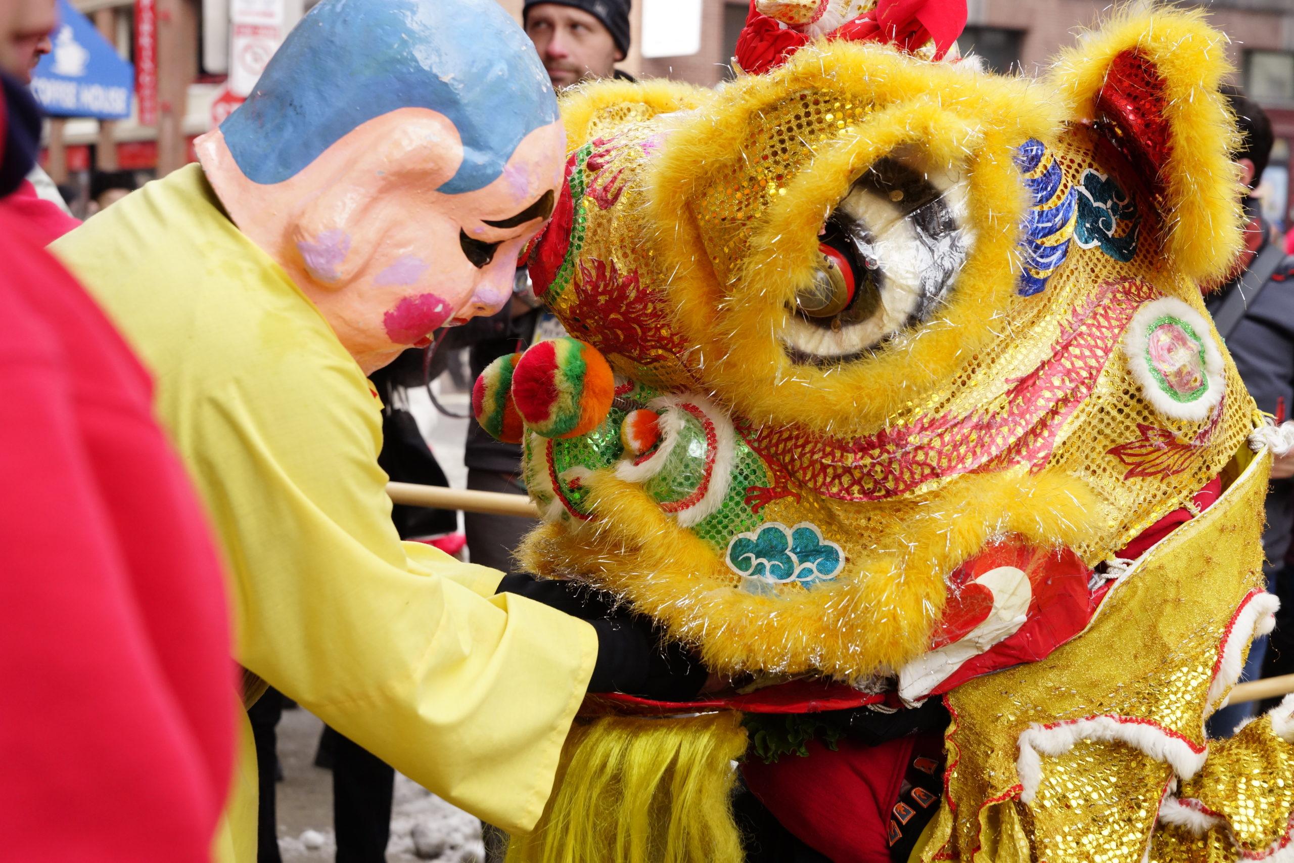Boston Lunar New Year Celebrations