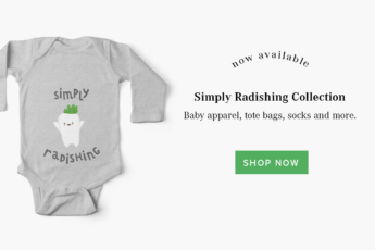 Simply Radishing Collection by EMPTY BAMBOO GIRL | Lillian Lee