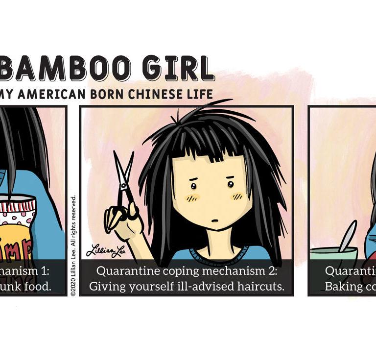 Quarantine Coping Mechanisms   EMPTY BAMBOO GIRL