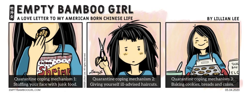 Quarantine Coping Mechanisms | EMPTY BAMBOO GIRL