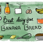 The Best Non-Dairy Banana Bread | Empty Bamboo Girl
