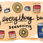Everything Bagel Seasoning | Empty Bamboo Girl