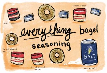 Everything Bagel Seasoning | Empty Bamboo Girl