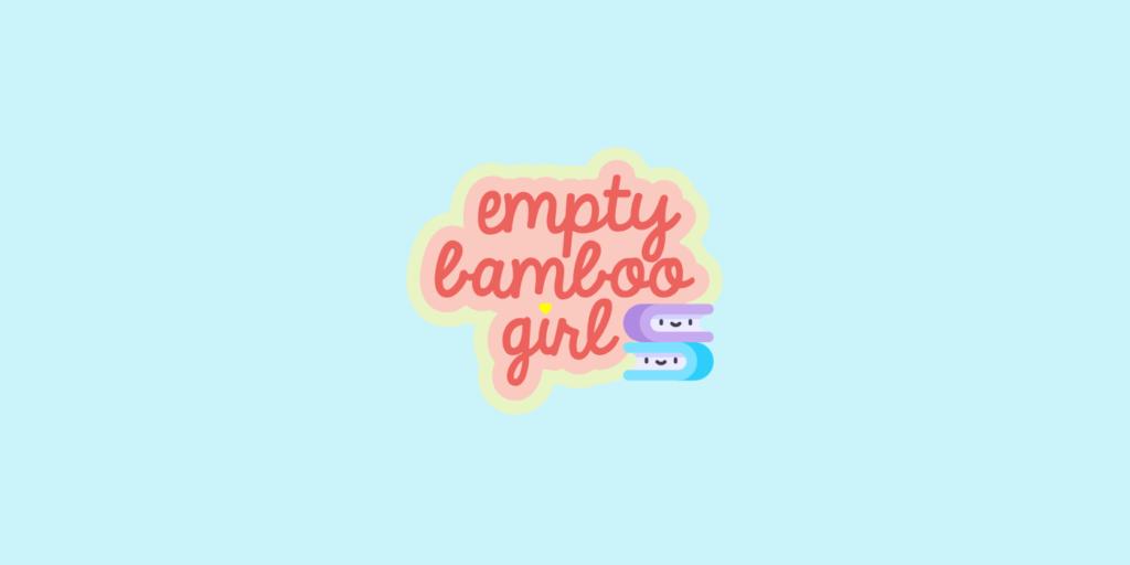 empty bamboo girl books